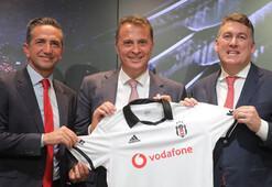 Beşiktaşta forma reklam sponsorluğu 36 milyon TLye yenilendi