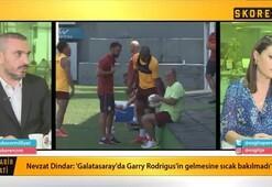 Nevzat Dindar: Galatasarayda Mbaye Diagne gidiyor Samatta geliyor