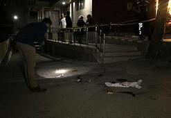 Pompalı dehşeti Kız arkadaşını yaralayıp intihar etti