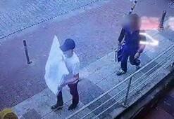 Suç ortaklarından para çalan hırsız polisi bile şaşkına çevirdi