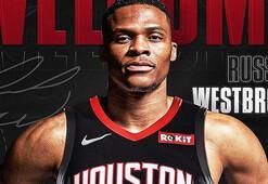 Houston Rockets Westbrooku kadrosuna kattı