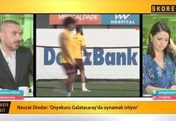 Nevzat Dindar: Rodrigues Galatasarayın planları arasında yer almamış