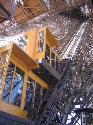 Sıra dışı bir asansör