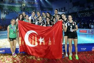 VakıfBank üst üste 6. kez Dörtlü Final'de