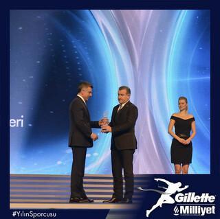 Gillete-Milliyet Yılın Sporcusu ödülleri