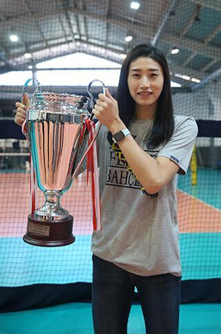 Yeon Koung Kim: Altı yıldır Aziz Yıldırım beni evlendirecek diye bekliyorum