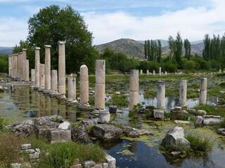 Türkiyede görmeniz gereken 13 antik şehir