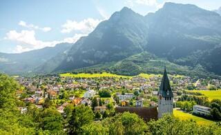Birkaç saatte gezebileceğiniz ülke Liechtenstein
