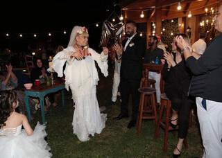 Zerrin Özerin dün evlendiği kişiyle ilgili şok iddia