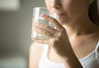 Su içmek için susamayı beklemeyin