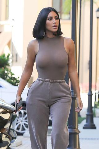Sportif Kim Kardashian