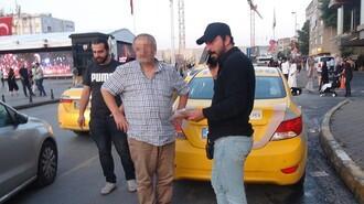Hem çarptı hem kaçmak istedi... O taksiciye ağır ceza!
