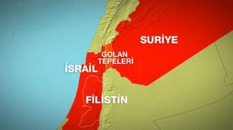 İsrail, Hizbullah'ın Golan'dan uzaklaştırılmasını istedi
