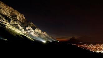 Cape Town kana bulandı