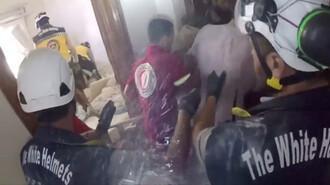 İdlib'de yine bombardıman sesleri