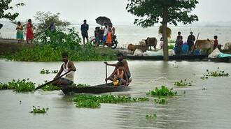 Hindistan'da sel felaketi: Onlarca kişi hayatını kaybetti