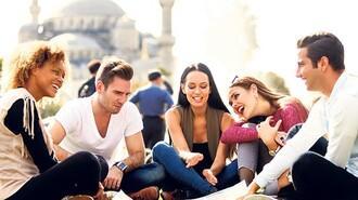 İstanbul'a ilk 5 ayda  5.4 milyon turist geldi