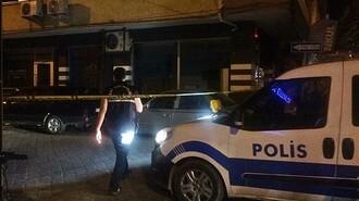 Manisa'da iş yerine silahlı saldırı