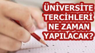 YKS sonuçları açıklandı! Üniversite tercihleri ne zaman yapılacak?