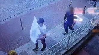 Suç ortaklarından para çalan hırsız polisi bile şaşkına çevirdi!