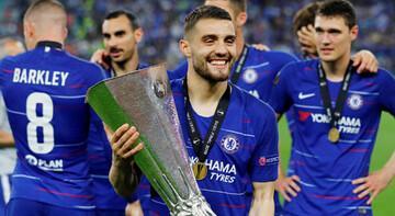 Kovacic, Chelsea ile sözleşme imzaladı